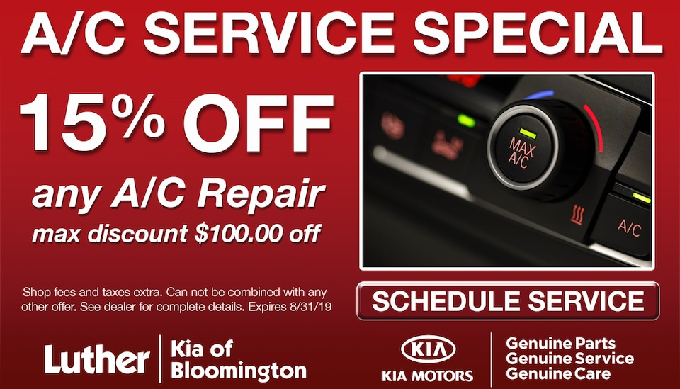 15% Off any A/C Repair