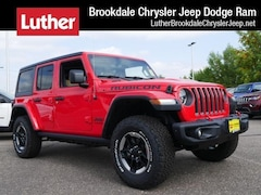 2018 Jeep Wrangler UNLIMITED RUBICON 4X4 Sport Utility