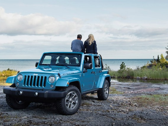 New Jeep Models >> New Jeep Models Hudson Chrysler