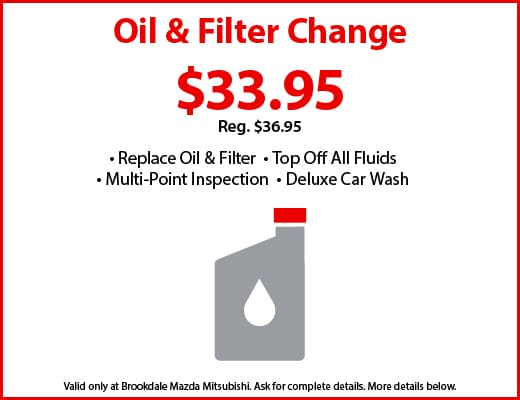 Service Specials | LUTHER BROOKDALE MITSUBISHI