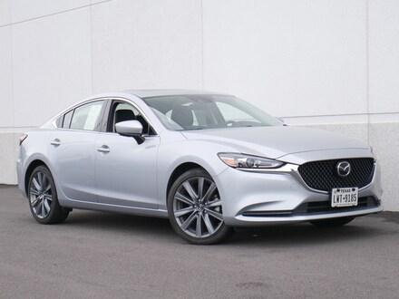 2019 Mazda Mazda6 Touring Auto Sedan