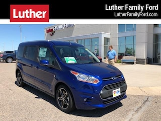 2018 Ford Transit Connect Titanium Passenger Wagon Full-size Passenger Van