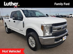 Used 2019 Ford F-250 XLT Truck Crew Cab Super Duty Truck For Sale in Fargo, ND