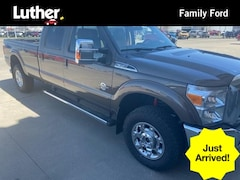 Used 2015 Ford F-350 Lariat Truck Crew Cab Super Duty Truck For Sale in Fargo, ND