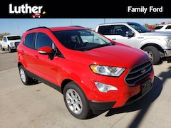 Used 2021 Ford EcoSport SE SUV For Sale in Fargo, ND