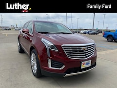 Used 2017 CADILLAC XT5 Platinum SUV For Sale in Fargo, ND