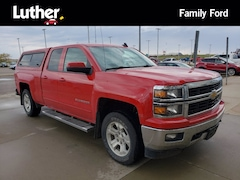 Used 2015 Chevrolet Silverado 1500 LT Truck Double Cab For Sale in Fargo, ND