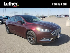 Used 2018 Ford Fusion SE Sedan for sale in Fargo, ND