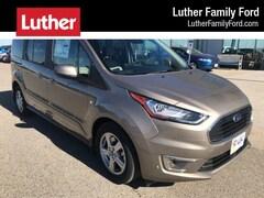 2019 Ford Transit Connect Titanium Passenger Wagon Full-size Passenger Van