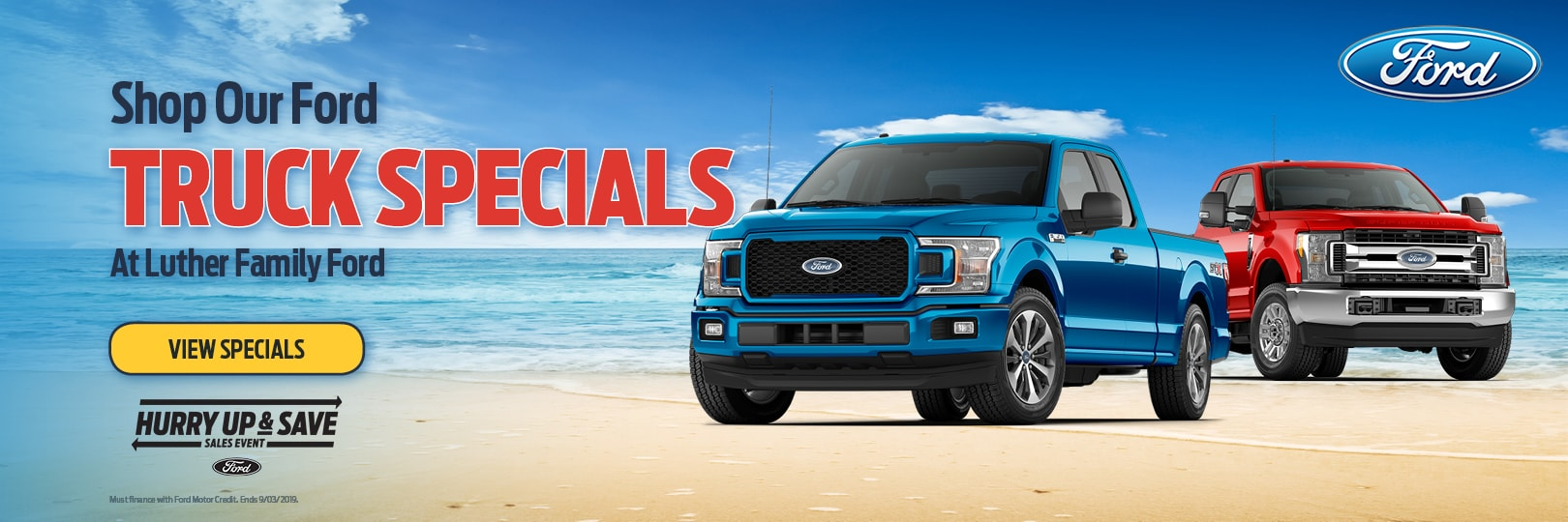 Luther Family Ford Ford Dealership In Fargo Nd