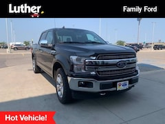 Used 2019 Ford F-150 Lariat 5.5 Box Truck SuperCrew Cab For Sale in Fargo, ND
