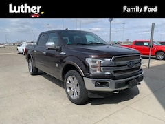 Used 2018 Ford F-150 King Ranch Truck SuperCrew Cab For Sale in Fargo, ND