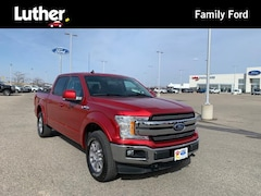 2020 Ford F-150 Lariat 5.5 Box Truck SuperCrew Cab