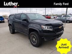 Used 2018 Chevrolet Colorado ZR2 Truck Crew Cab For Sale in Fargo, ND