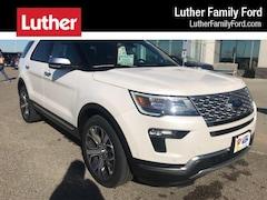 2019 Ford Explorer Platinum Sport Utility