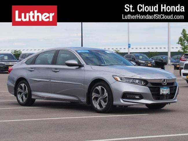 2018 Honda Accord Sedan EX 1.5T CVT Certified
