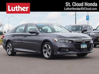2018 Honda Accord Sedan EX 1.5T CVT Certified