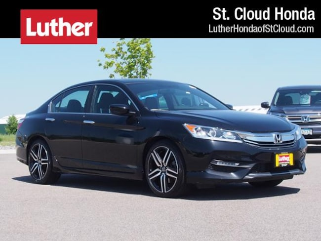 2017 Honda Accord Sedan Sport CVT Certified