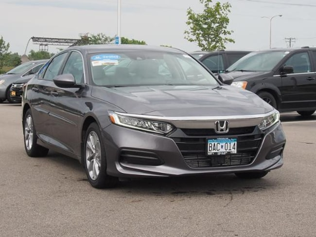 Used 2018 Honda Accord Sedan For Sale