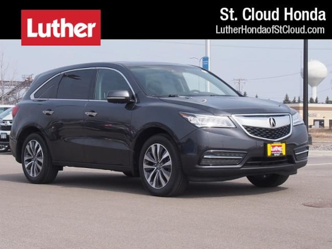 2016 Acura MDX SH-AWD  w/Tech Navigation SUV