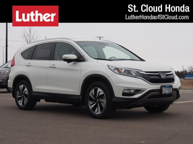 2016 Honda CR-V AWD  Touring Navigation SUV