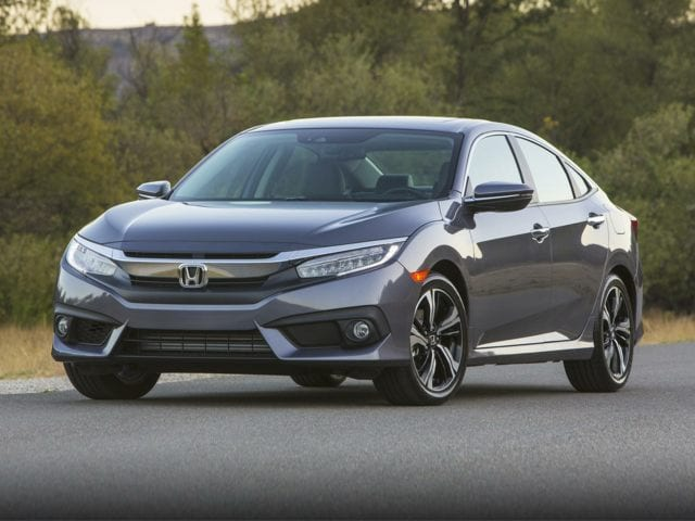 2016 Honda Civic comparison