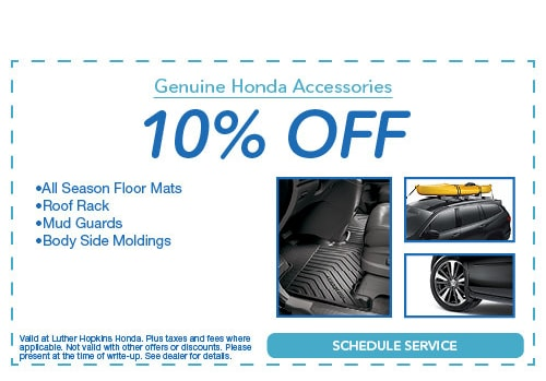 Hopkins Honda Service >> Auto Service Specials Hopkins Mn Luther Hopkins Honda