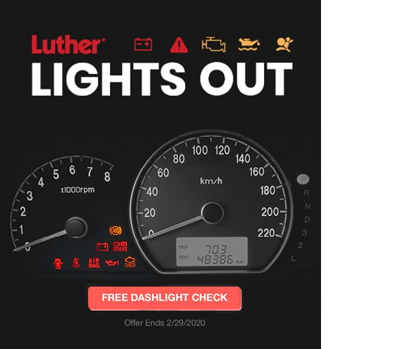 Lights out at Luther