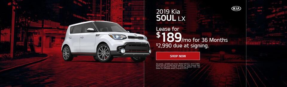 2019 Kia Soul