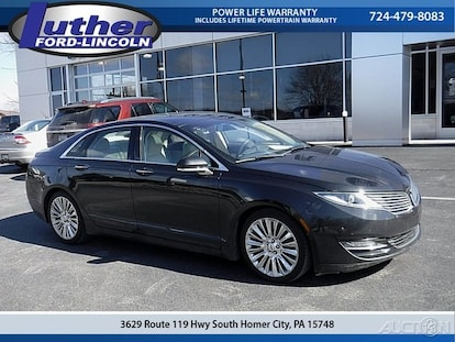 2013 Lincoln Mkz For Sale >> Used 2013 Lincoln Mkz For Sale At Luther Lincoln Vin