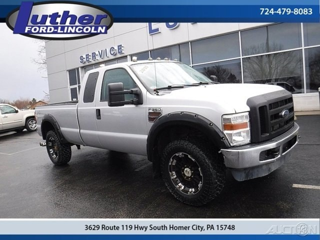 2010 Ford F-350 XLT Truck