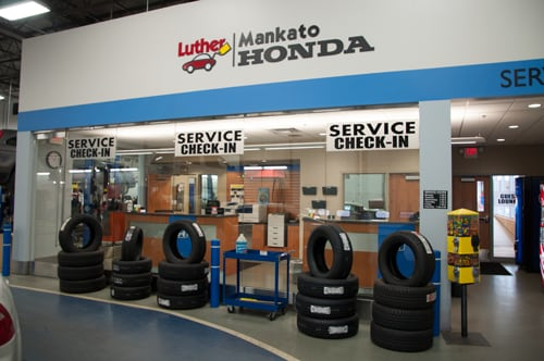 If You Are Driving Home Or To Work In St Peter James New Ulm Mankato MN Will Find Our Auto Service And Repair Department Is Near