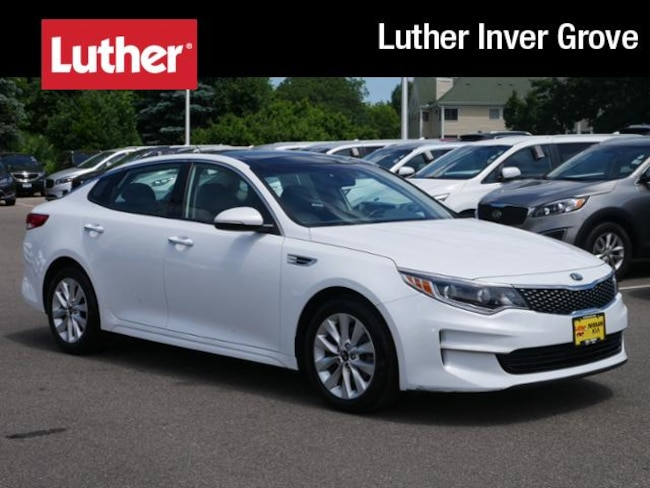 2016 Kia Optima EX Sedan