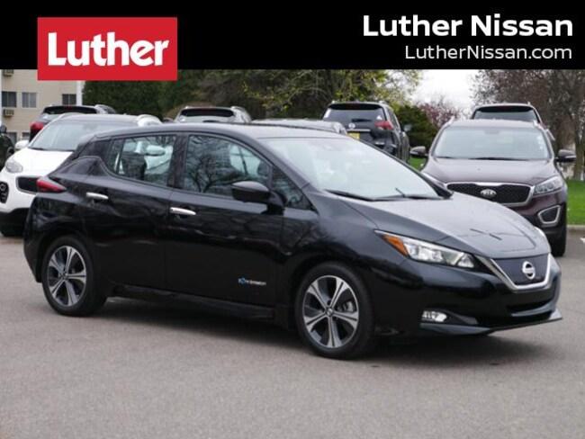 2018 Nissan Leaf SL * Qualifies for $7500 Federal Tax Credit * Hatchback