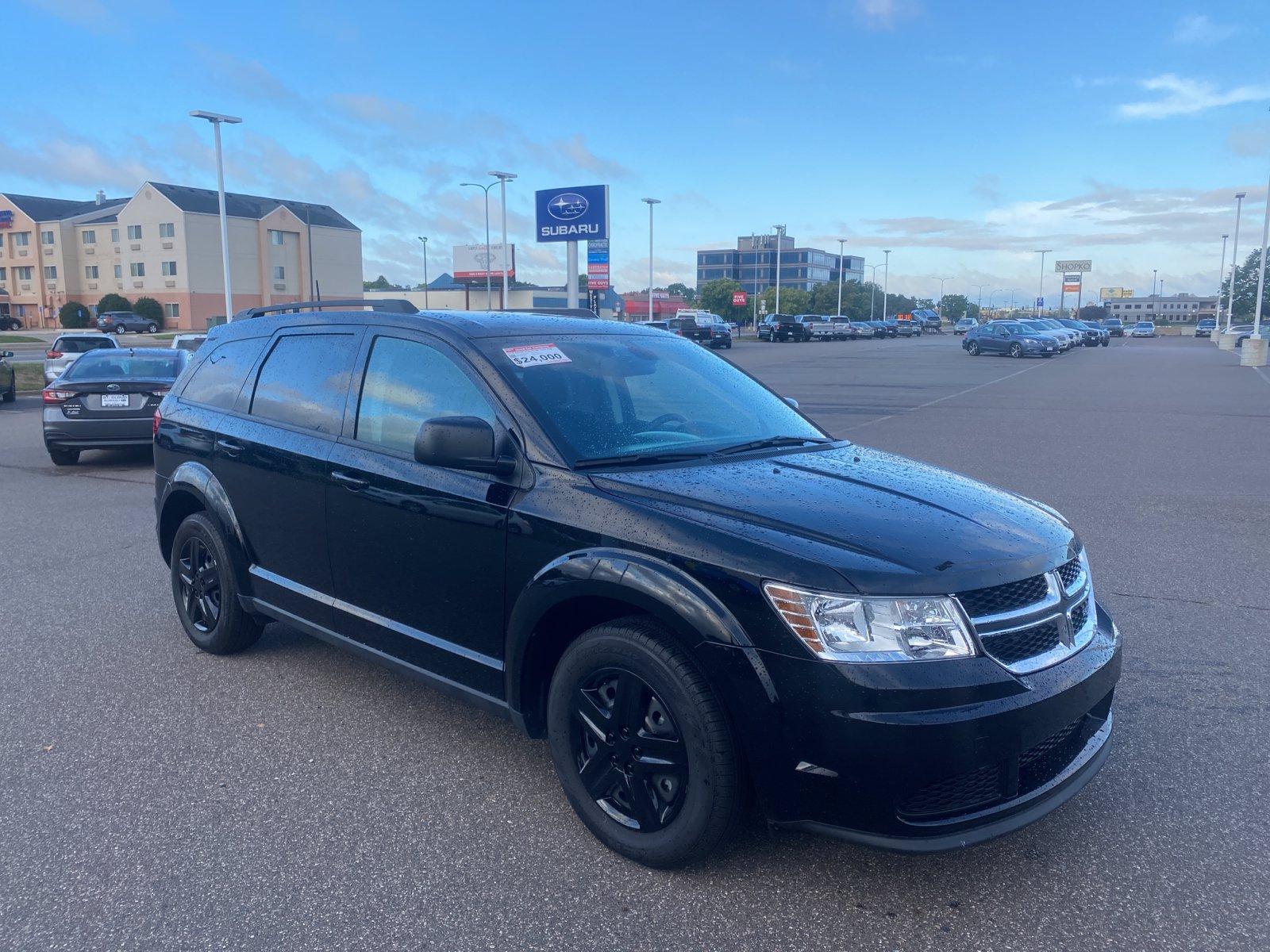 Used 2019 Dodge Journey SE with VIN 3C4PDCAB5KT872183 for sale in Saint Cloud, Minnesota