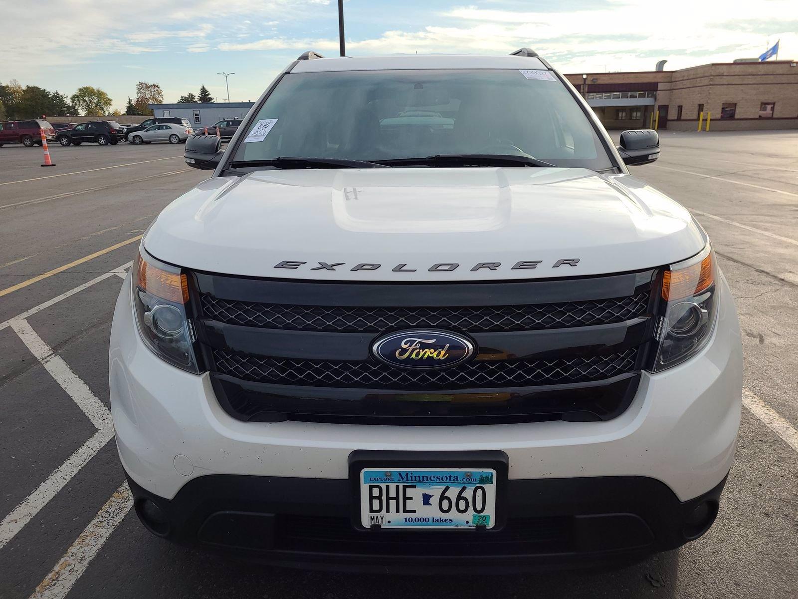 Used 2015 Ford Explorer Sport with VIN 1FM5K8GT8FGA68864 for sale in Saint Cloud, Minnesota