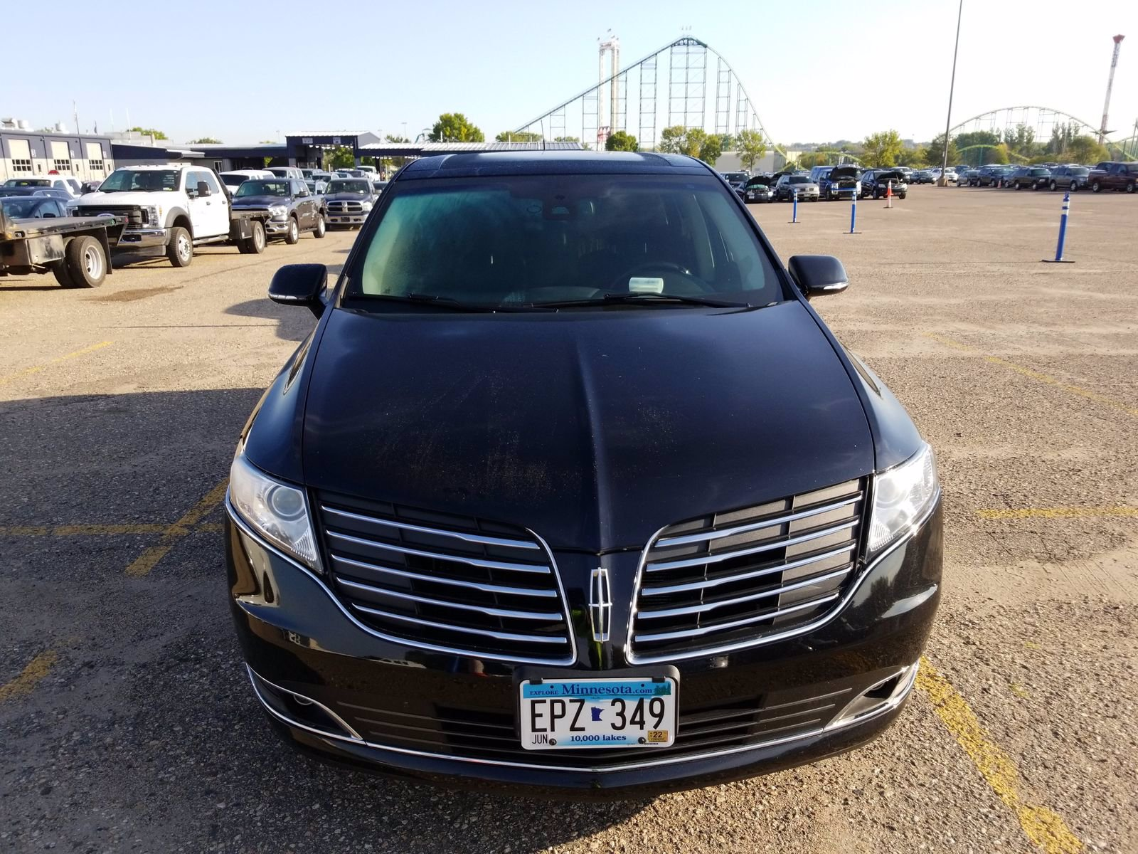 Used 2019 Lincoln MKT Reserve with VIN 2LMHJ5AT4KBL03810 for sale in Saint Cloud, Minnesota