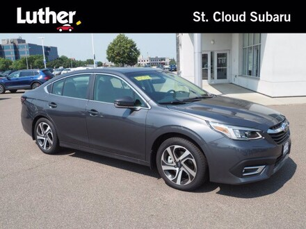 Featured 2021 Subaru Legacy Limited XT Sedan for sale in Saint Cloud, MN