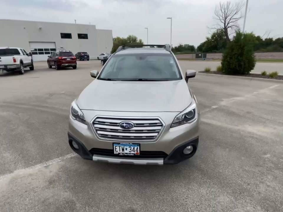 Used 2017 Subaru Outback Limited with VIN 4S4BSANCXH3323764 for sale in Saint Cloud, Minnesota
