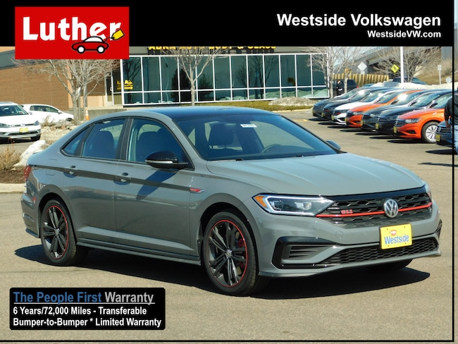 2019 Volkswagen Jetta GLI GLI 35th Anniversary Edition Sedan