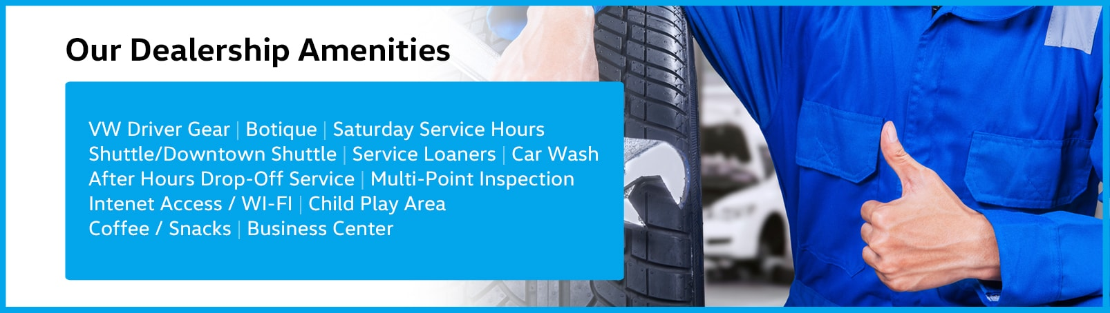 Volkswagen Service Center | Luther Westside Volkswagen