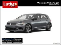 2019 Volkswagen Golf R w/DCC and Navigation Hatchback