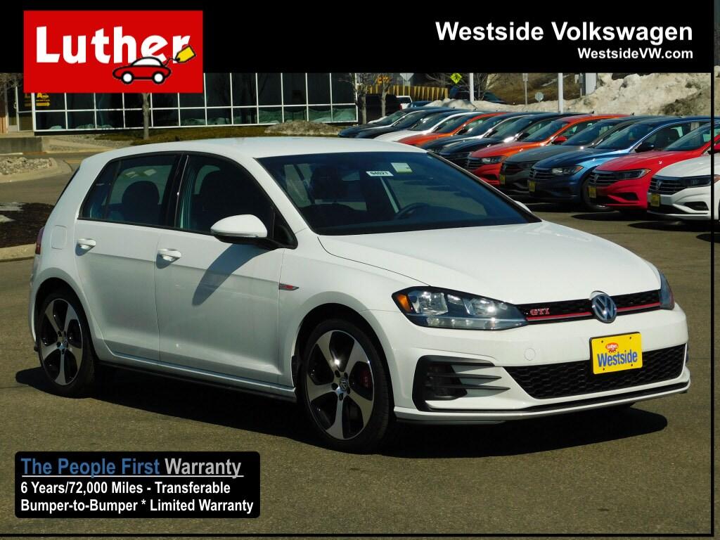 2019 Volkswagen Golf GTI 2.0T S Hatchback