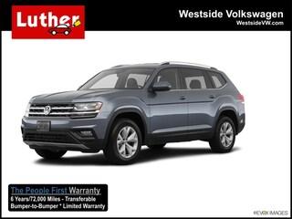 2019 Volkswagen Atlas V6 SE SUV