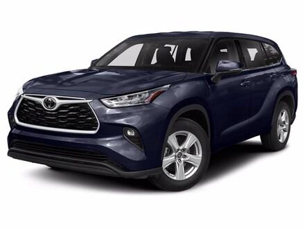 2021 Toyota Highlander LE 5