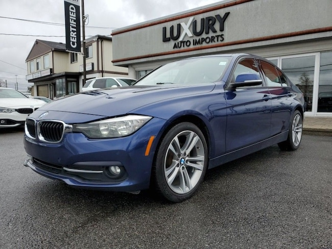 2016 BMW 320I XDRIVE-SPORT LINE-NAV-CAMERA-69k Sedan