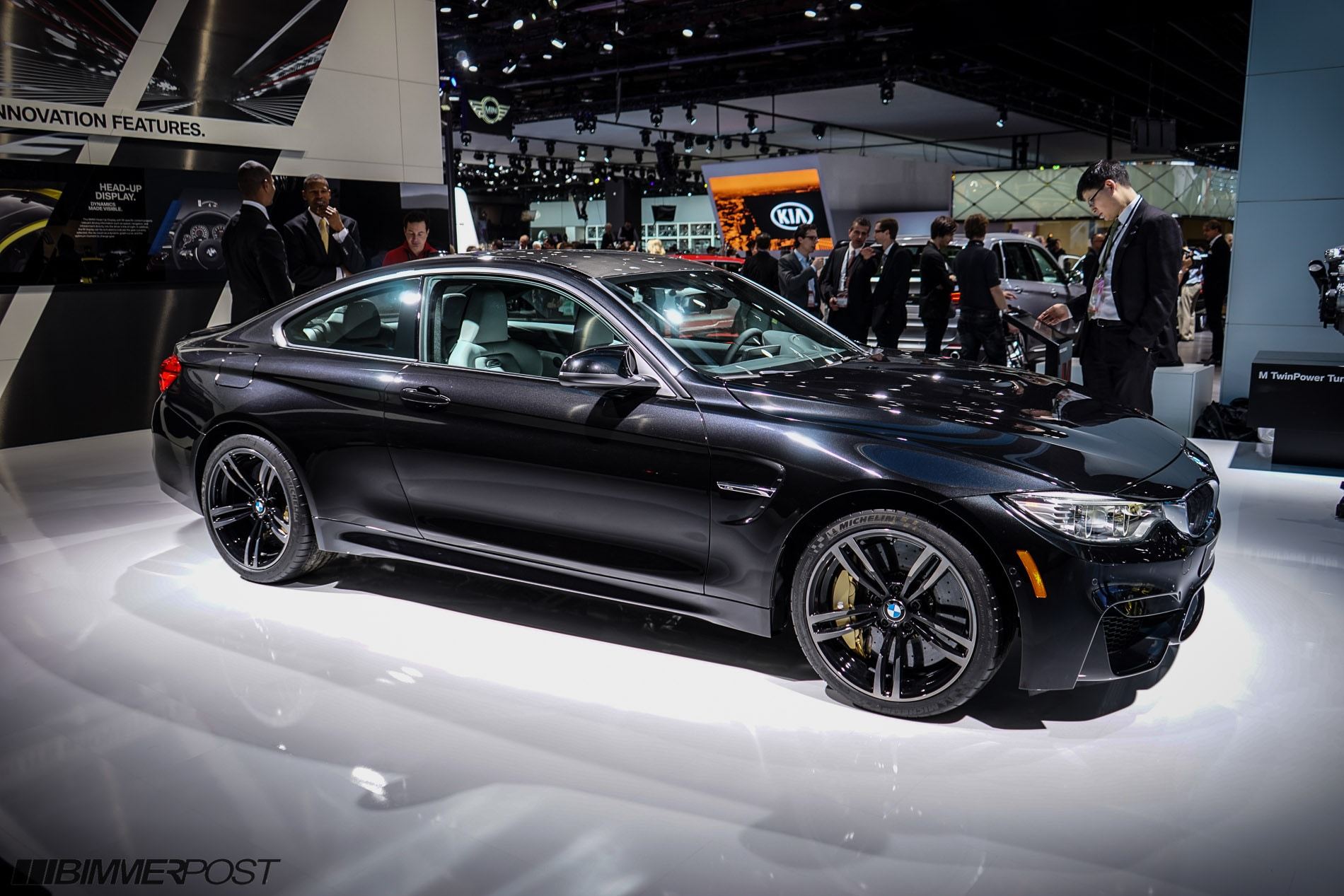 BMW Introduces Three Stunning M Series Cars at the Detroit Auto Show