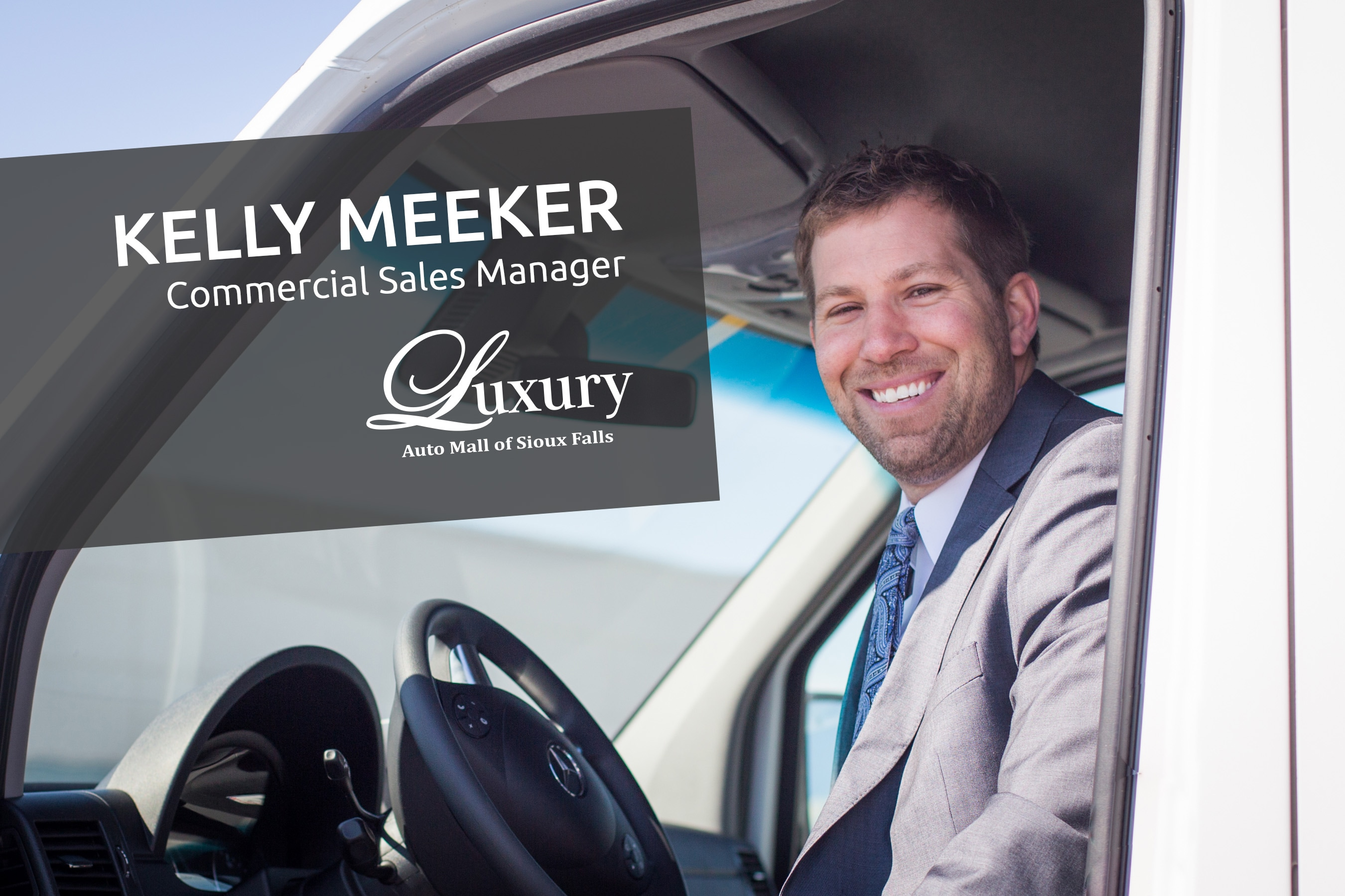 Meet Us Monday Kelly Meeker mercial Sales Manager at the Luxury