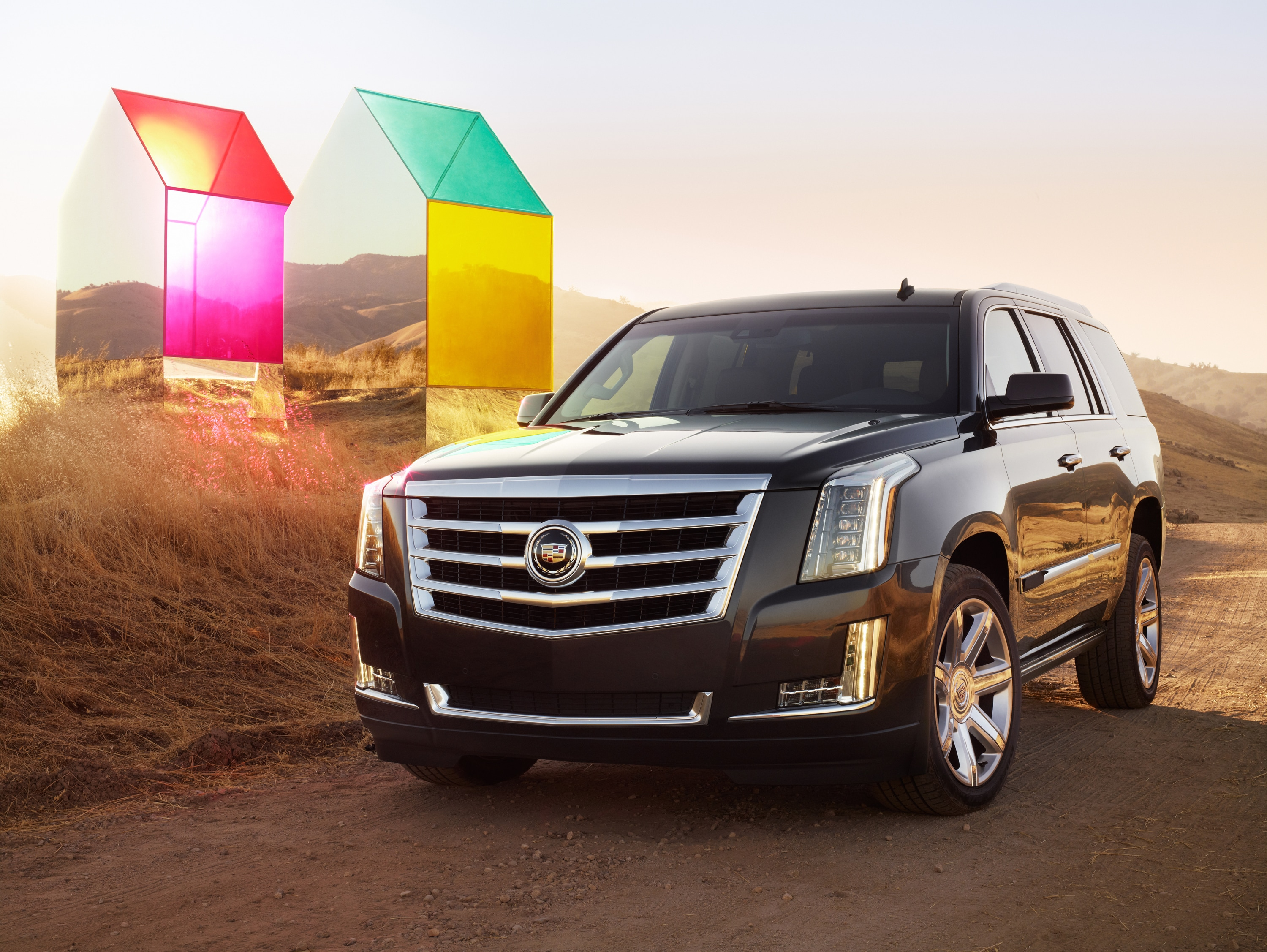 Check Out the all new 2015 Cadillac Escalade in Sioux Falls