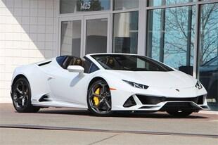 2020 Lamborghini Huracan EVO Base Coupe
